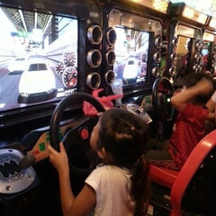 Photo taken at Cross Fire Arcade by Nora Z. on 3/29/2014