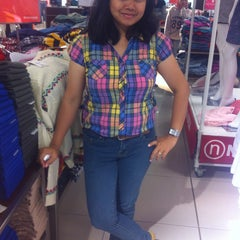 Photo taken at Matahari Dept. Store by Evy E. on 5/24/2015