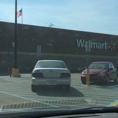 Photo taken at Walmart Supercenter by Kerri C. on 6/14/2014