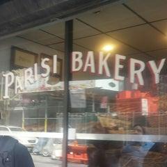 Photo taken at Parisi Bakery Delicatessen by Dan K. on 5/10/2014