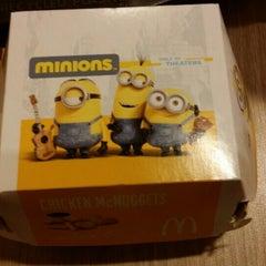 Photo taken at McDonald's by YiNing C. on 6/20/2015