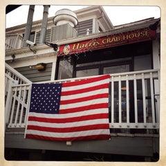 Photo taken at Harris Crab House by Katalin E. on 9/27/2013