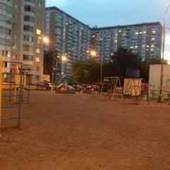 Photo taken at Детская Площадка by Ольга П. on 7/7/2013
