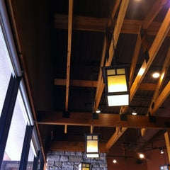 Photo taken at Caribou Coffee by Bria C. on 8/31/2013