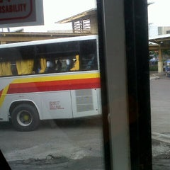 Photo taken at Marquee Mall Bus Station by RJ B. on 7/14/2013