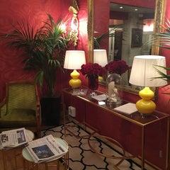 Photo prise au Hôtel des Marronniers par Richard M. le3/19/2016