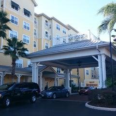Photo taken at Residence Inn Orlando at SeaWorld® by Jonathan C. on 1/8/2015
