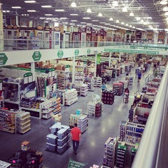 Photo taken at Menards by Betsy C. on 5/10/2014
