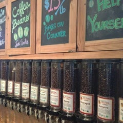 Photo taken at Sentient Bean by Dustin T. on 4/14/2013