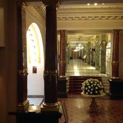 Photo taken at Belmond Grand Hotel Europe / Гранд Отель Европа by Svetlana L. on 4/24/2014