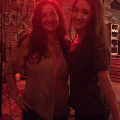 Photo taken at Off The Hook Comedy Club by Alexandra C. on 2/2/2014
