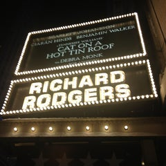 Photo taken at Richard Rodgers Theatre by Heather K. on 2/10/2013