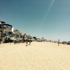 Photo taken at Newport Beach, CA by Petr H. on 8/29/2015