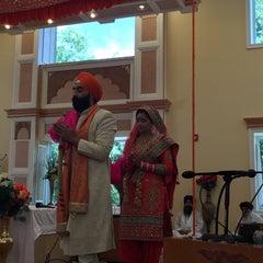 Photo taken at Sri Guru Singh Sabha Glen Rock Gurdwara by Jasmeet S. on 8/22/2015