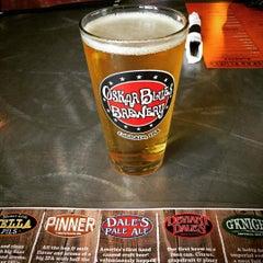 Photo taken at Oskar Blues Grill & Brew by Valerie S. on 8/15/2015