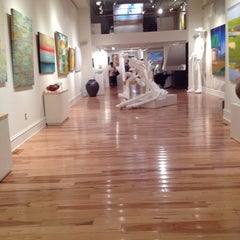 Photo taken at Mahler Gallery by Arthur B. on 9/12/2014