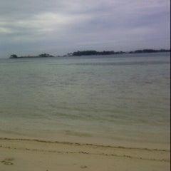 Photo taken at Pulau Karya by ines on 7/14/2013