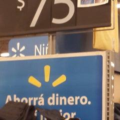 Photo taken at Walmart by Adan C. on 11/1/2014