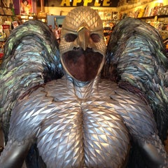 Photo taken at Golden Apple Comics by Steven W. on 12/6/2014