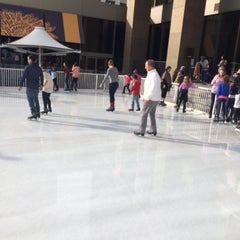 Photo taken at Fantasy on Ice at Horton Square by Paul S. on 12/31/2014