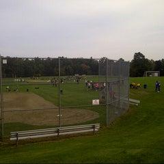 Photo taken at Nashua High School South by Erik W. on 10/6/2012