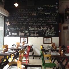 Photo taken at Sotero Cozinha Original by walter g. on 5/1/2013