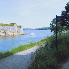 Photo taken at Suomenlinna / Sveaborg by Roni L. on 7/25/2015