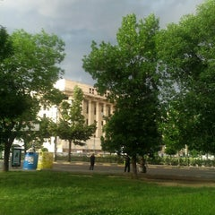 Photo taken at Parcul Eroilor by Andreea Irn on 6/20/2014