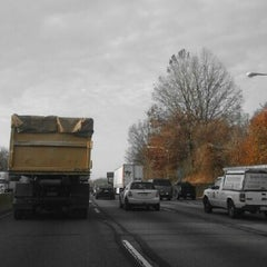 Photo taken at I-76 Schuylkill Expressway by Deecee S. on 11/30/2012