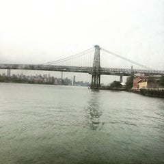 Photo taken at East River Ferry - Schaefer Landing/S. Williamsburg Terminal by Daniel S. on 7/2/2015