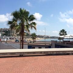 Photo taken at Hotel Tarraco Park Tarragona by Виталя on 6/29/2014