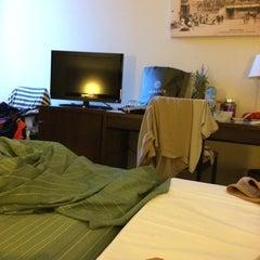 Photo taken at Hotel Tarraco Park Tarragona by Виталя on 6/26/2014