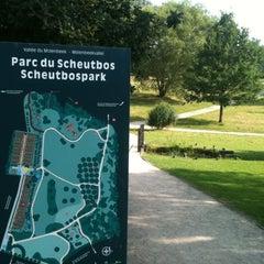 Photo taken at Parc Scheutbospark by Claude T. on 7/15/2013