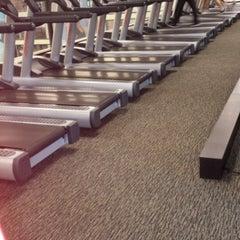 Photo taken at LA Fitness by Steve M. on 9/1/2013