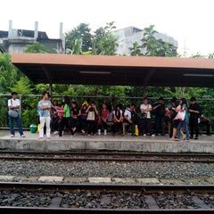 Photo taken at PNR (PUP/Sta. Mesa Station) by Antonio P. on 11/4/2013