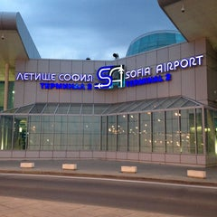 Photo taken at Sofia International Airport (SOF) by Ksenia🔸 S. on 9/3/2013