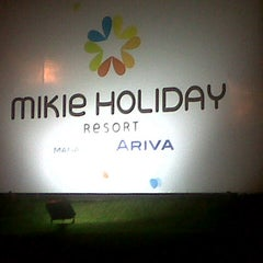 Photo taken at Mikie Holiday Resort & Hotel by Irmansah A. on 9/26/2012