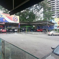 Photo taken at Dr Clean Car Wash by Lau W. on 12/6/2012