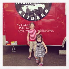 Photo taken at PDX Sliders by Genevieve W. on 5/15/2014