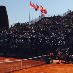 Photo taken at Monte-Carlo Country Club by Fm D. on 4/13/2015
