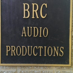Photo taken at BRC Audio Productions by Jason R. on 9/5/2013