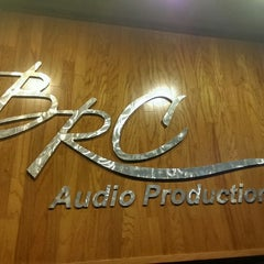 Photo taken at BRC Audio Productions by Jason R. on 9/6/2013
