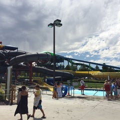 Photo taken at Roaring Springs Water Park by Shawn J. on 7/2/2014