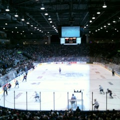 Photo taken at Ricoh Coliseum by Alfred L. on 6/9/2012