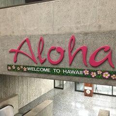 Photo taken at City of Honolulu by Takuya N. on 11/24/2015