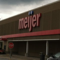 Photo taken at Meijer by James K. on 8/10/2013