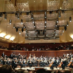 Photo taken at Louise M. Davies Symphony Hall by Tom D. on 1/13/2013