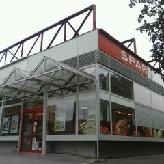 Photo taken at Spar by Zoltán ♌. on 7/17/2012