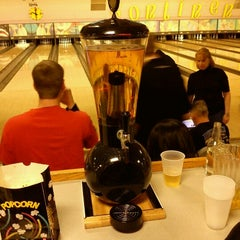 Photo taken at Continental Lanes by Eric M. on 2/5/2012