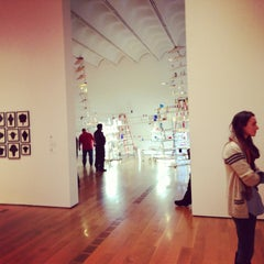 Photo taken at High Museum of Art by Matt U. on 12/28/2012